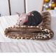Дом - нора мешок для кошек и собак (MM/ brown Leo )