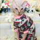 "Боди утепленный ""Space Deer pink"" ™Style Pets"